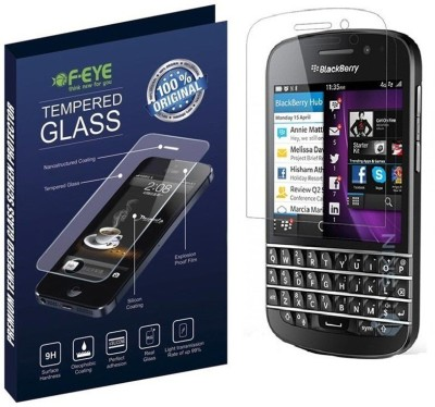 Feye Tempered Glass Guard for Blackberry Q10