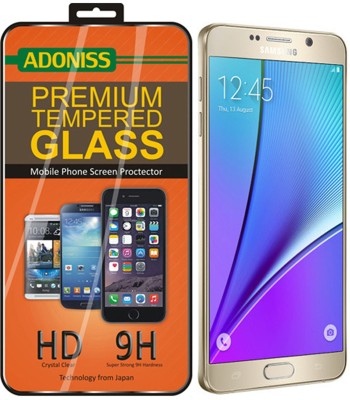 Adoniss Tempered Glass Guard for Samsung Galaxy Note 5