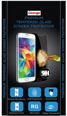 Coverage Tempered Glass Guard for Samsung Galaxy Note 3(Pack of 2)