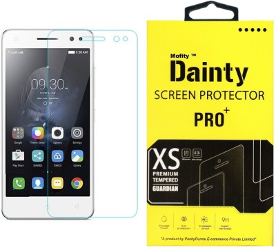 Dainty Tempered Glass Guard for Lenovo K6 Power(Pack of 1)