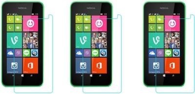 Turrono Tempered Glass Guard for Nokia Lumia 530 / Nokia Lumia 530 Dual SIM(Pack of 1)