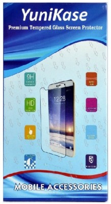 YuniKase Tempered Glass Guard for Micromax A117 Canvas Magnus ( Super saver Pack of 10 )