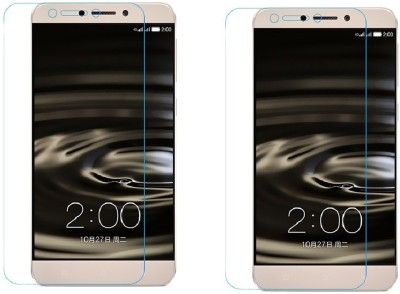 Merticy Tempered Glass Guard for LeEco Le 1S(Pack of 2)