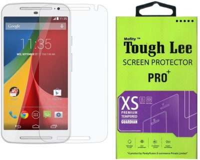 Tough Lee Tempered Glass Guard for Motorola Moto G2 (5 inch)