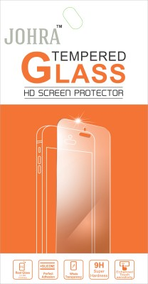 Johra Tempered Glass Guard for Samsung Galaxy S5 i9600(Pack of 1)