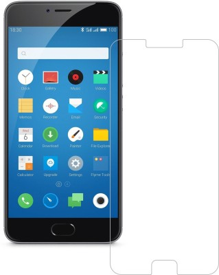 Grafins Tempered Glass Guard for Meizu M3 Note(Pack of 1)