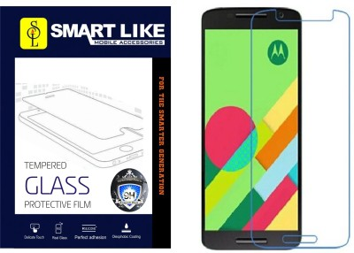 SmartLike Tempered Glass Guard for Motorola Moto G5 Plus Pack of 1 SmartLike Screen Guards