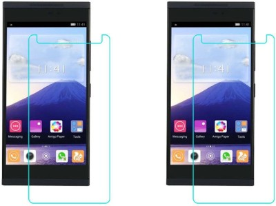 ACM Tempered Glass Guard for Gionee Gpad G5(Pack of 2)