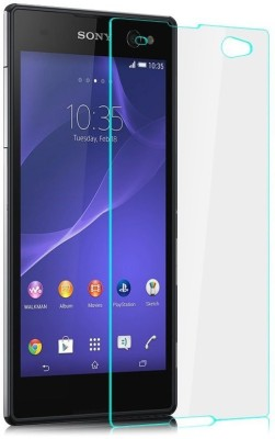 Gulivers Tempered Glass Guard for Sony Xperia C3(Pack of 1)