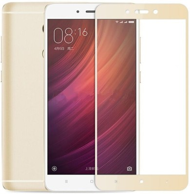 Wow Imagine Tempered Glass Guard for Mi Redmi Note 4 Pack of 1