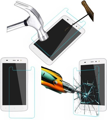 ACM Tempered Glass Guard for Gionee Pioneer P6(Pack of 1)