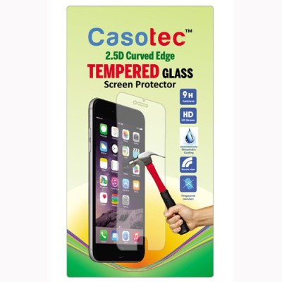 Casotec Tempered Glass Guard for Micromax Bolt A065(Pack of 1)