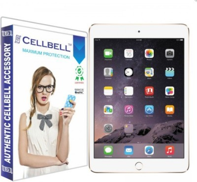 CELLBELL Tempered Glass Guard for Apple iPad mini 4(Pack of 1)