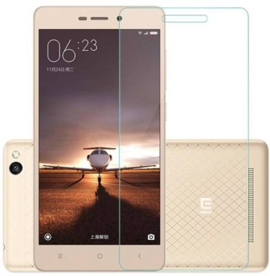 Ideal Collection Tempered Glass Guard for Mi Redmi 3S Prime(Pack of 1)