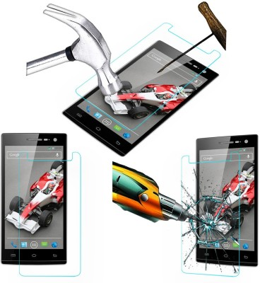 ACM Tempered Glass Guard for XOLO Q1010i(Pack of 1)