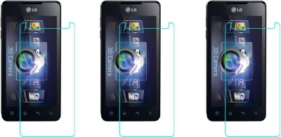 ACM Tempered Glass Guard for Lg Optimus 3d P725