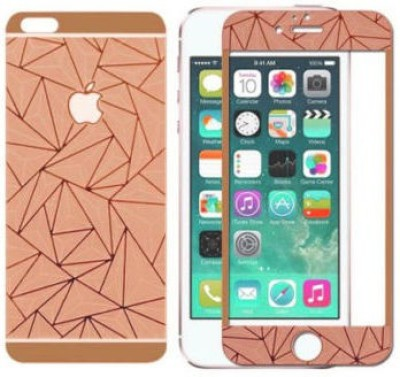 Case Creation Tempered Glass Guard for 4G, 4S, Apple iPhone 4(Pack of 2)