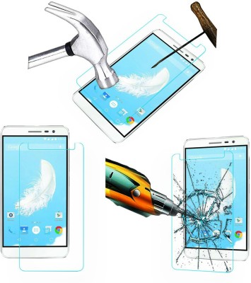 Akira Impossible Screen Guard for FOR Lava Iris X1 Atom(Pack of 1)