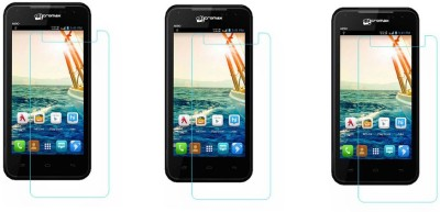 ACM Tempered Glass Guard for Micromax Canvas Duet Ae90(Pack of 3)