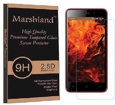 Marshland Tempered Glass Guard for Gionee Elife S Plus(Pack of 1)