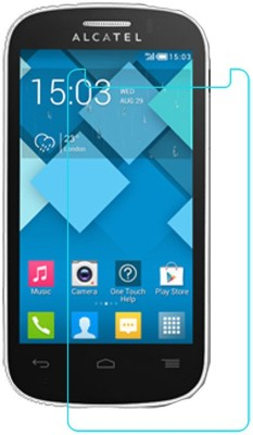 ACM Tempered Glass Guard for Alcatel Onetouch Pop C3(Pack of 2)