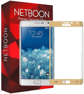 Netboon Tempered Glass Guard for Samsung Galaxy Note Edge(Pack of 1)
