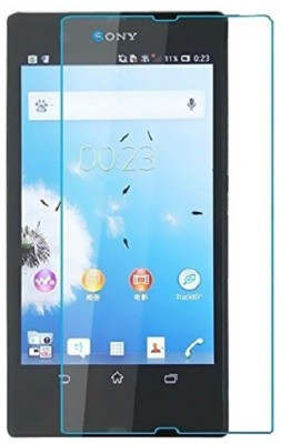 Frizztronix Tempered Glass Guard for Sony Xperia ZL(Pack of 1)