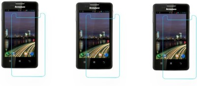 ACM Tempered Glass Guard for Lenovo A600e(Pack of 3)