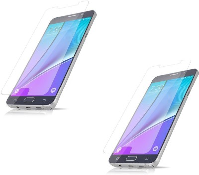 MudShi Tempered Glass Guard for Samsung Galaxy Note 4(Pack of 2)