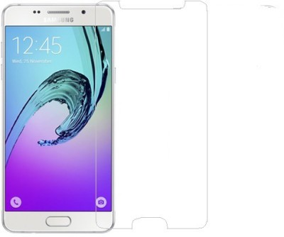 MOBIVIILE Tempered Glass Guard for samsung Galaxy A7  2016 Edition  Pack of 1