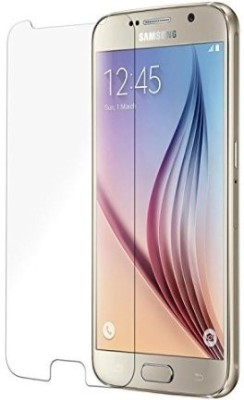 MOBIVIILE Tempered Glass Guard for Samsung Galaxy S6(Pack of 1)
