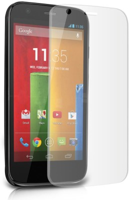SMK Accessories Tempered Glass Guard for Motorola