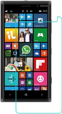 ACM Tempered Glass Guard for Nokia Lumia 830(Pack of 3)