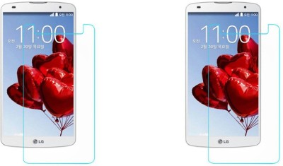 ACM Tempered Glass Guard for Lg G Pro 2 D838 (Pack Of 2)(Pack of 2)