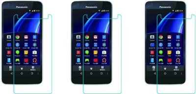 ACM Tempered Glass Guard for Panasonic Eluga U2(Pack of 3)