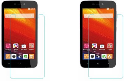 ACM Tempered Glass Guard for Gionee Pioneer P4s (Pack Of 2)(Pack of 2)