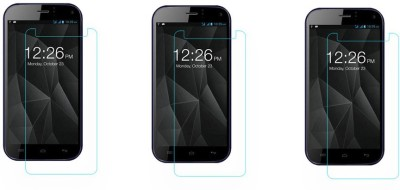 Qawachh Tempered Glass Guard for Micromax A250 (Buy1 Get1) (Free Wipes Kit)(Pack of 1)