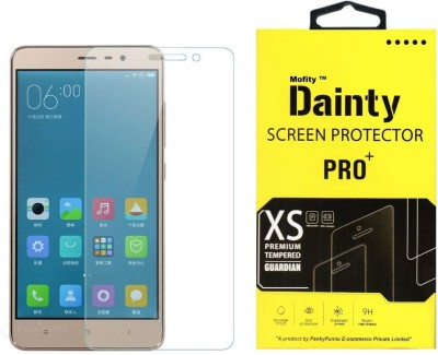 Dainty Tempered Glass Guard for Xiaomi Redmi Note 3 (5.5 inch)