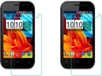 ACM Tempered Glass Guard for Videocon A15+(Pack of 2)