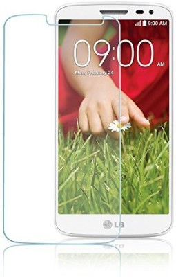 Fabzone Tempered Glass Guard for LG G2 (D802)