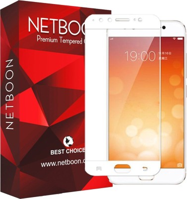 Netboon Tempered Glass Guard for Vivo X7(Pack of 1)