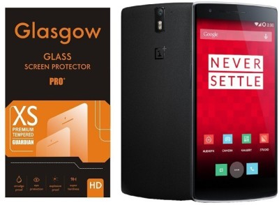 Glasgow Tempered Glass Guard for OnePlus One(Pack of 1)