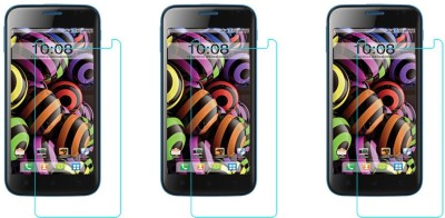 S-Line Tempered Glass Guard for Intex Aqua Curve Mini