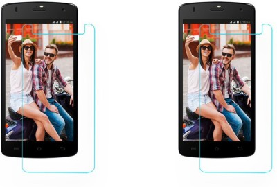 ACM Tempered Glass Guard for Lava Iris Selfie 50(Pack of 2)