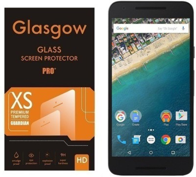 Glasgow Tempered Glass Guard for LG Nexus 5x Pack of 1 Glasgow Screen Guards