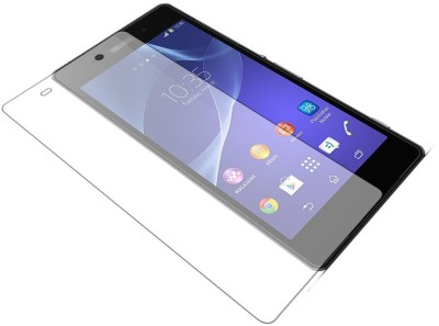 Shopat7 Tempered Glass Guard for Sony Xperia Z1