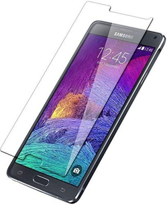 Craftech Tempered Glass Guard for Samsung Galaxy Note 4 N910(Pack of 1)