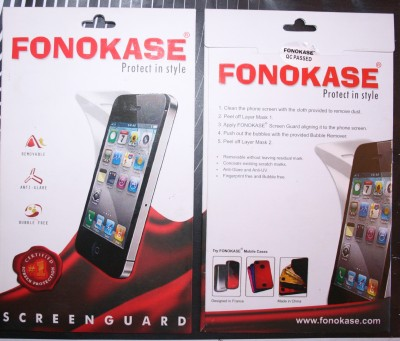 Fonokase Screen Guard for Blackberry Playbook(Pack of 1)