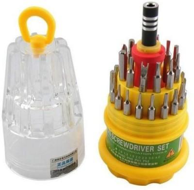 Krishna Jack 31 Standard Screwdriver Set(Pack of 31) at flipkart
