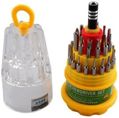 JM Ratchet Screwdriver Set Image